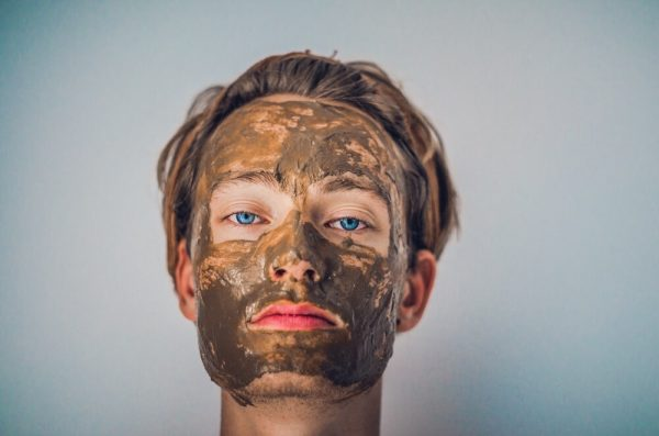 photo of person with facial