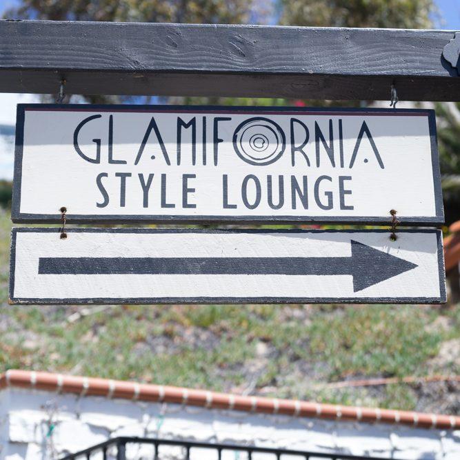Glamifornia Style Lounge Malibu California